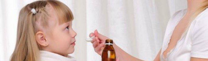 лечить детский сухой кашель